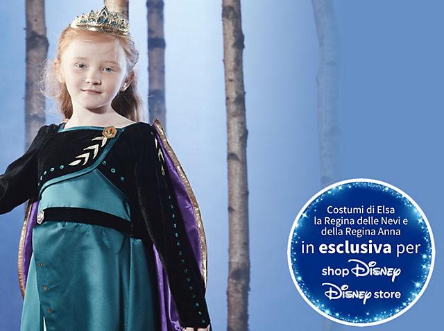 Costumi di Frozen 2 Scopri i nostri costumi magici di Arendelle ACQUISTA ORA