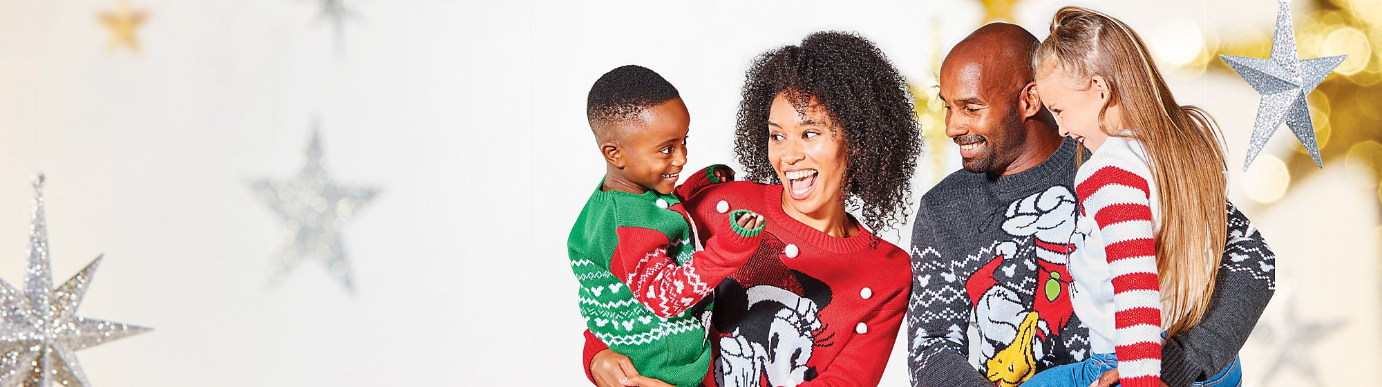 20% Off Selected Christmas Jumpers