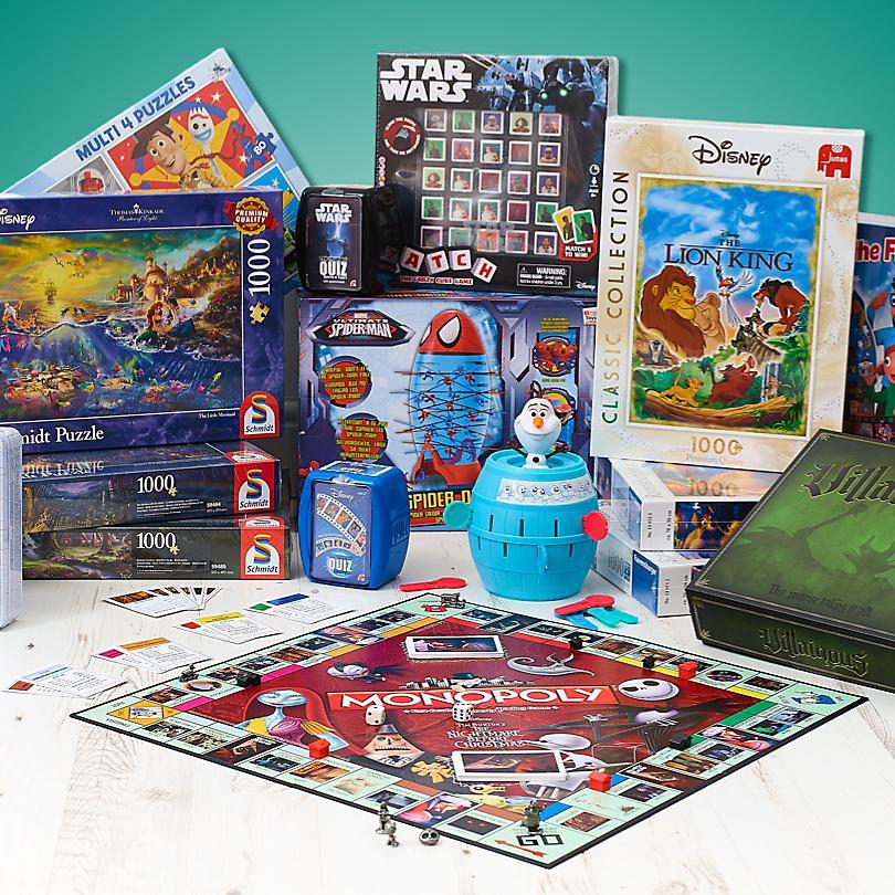 Spiele und Puzzles  JETZT KAUFEN