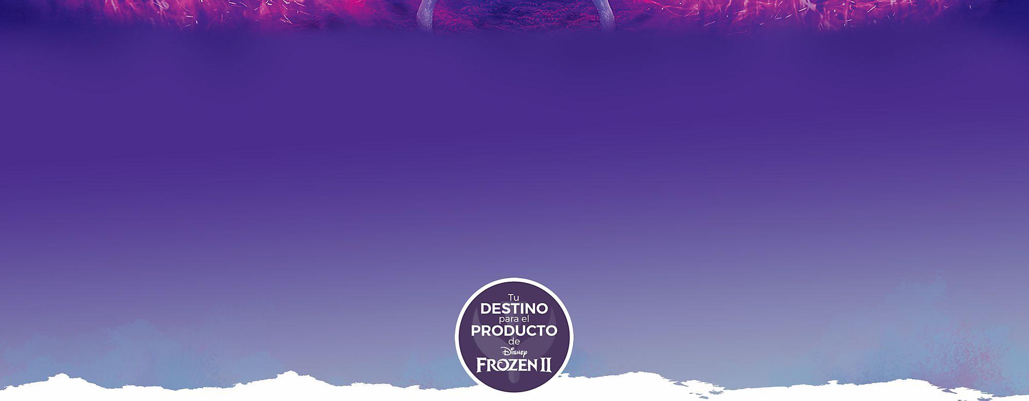 Frozen 2 – ¡Productos exclusivos, juguetes, disfraces y mucho más! Bienvenido a tu destino para el producto de Frozen 2, tenemos todos los juguetes, muñecas, disfraces y accesorios que encontrarás. Adéntrate en la nueva aventura de Elsa,  Anna, Kristoff, Olaf y Sven para conocer más detalles sobre de dónde vienen los poderes de Elsa. COMPRAR