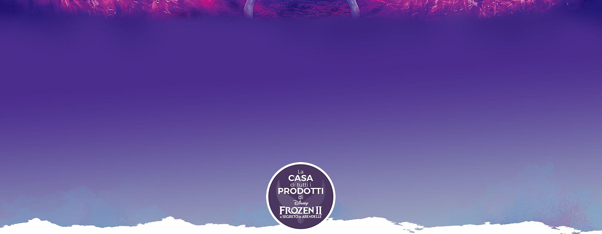 Frozen 2 - Il segreto di Arendelle: prodotti ufficiali, giocattoli, costumi e molto altro ancora! Benvenuti nella casa ufficiale dei prodotti di Frozen 2 inclusi giocattoli, bambole, costumi in maschera e altro ancora. ACQUISTA ORA