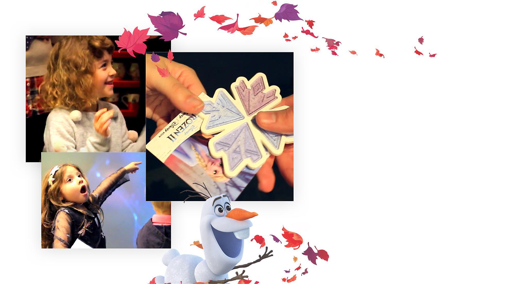 Reise ins Ungewisse mit unserem neuen Die Eiskönigin 2 Abenteuer! Daten: Samstag, 22. Februar Dienstag, 25. Februar & Donnerstag , 27. Februar Samstag, 29. Februar  Uhrzeit: 11- 12 Uhr  Bitte beachte, dass der Disney Store München sonntags geschlossen ist.