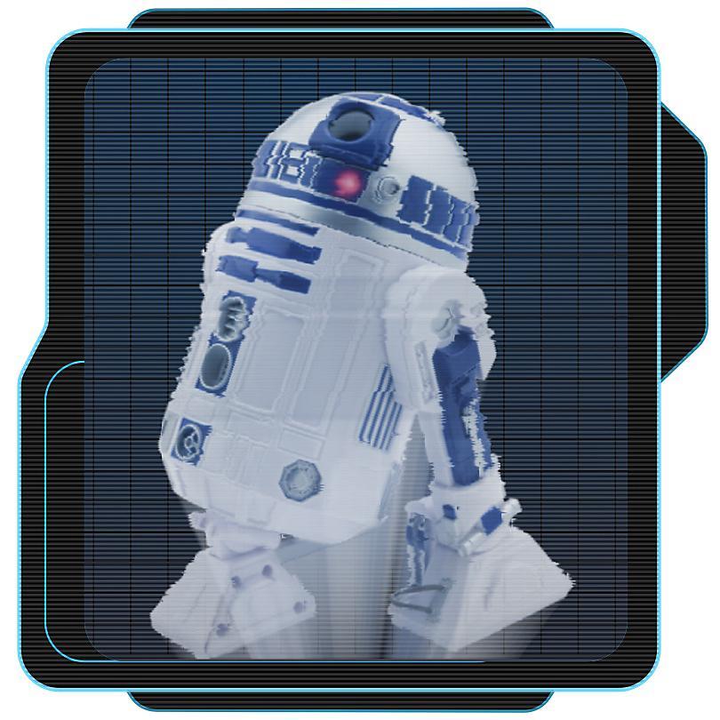 R2-D2 Interactive Action Figure  SHOP NOW