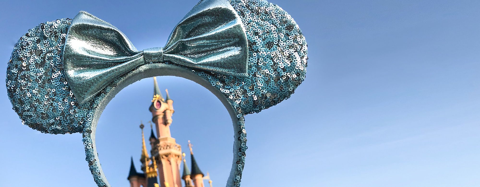 Disneyland Paris Unable to visit Disneyland Paris? Don't worry, we've got an exclusive range of products from the park including pins, collectibles and homeware. DISCOVER MORE