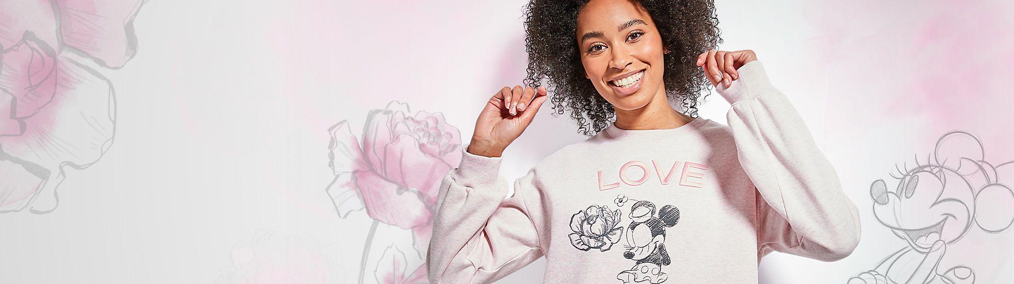 Positively Minnie Deja que tu estilo aflore con una colección que va a inspirar tus conjuntos más floridos