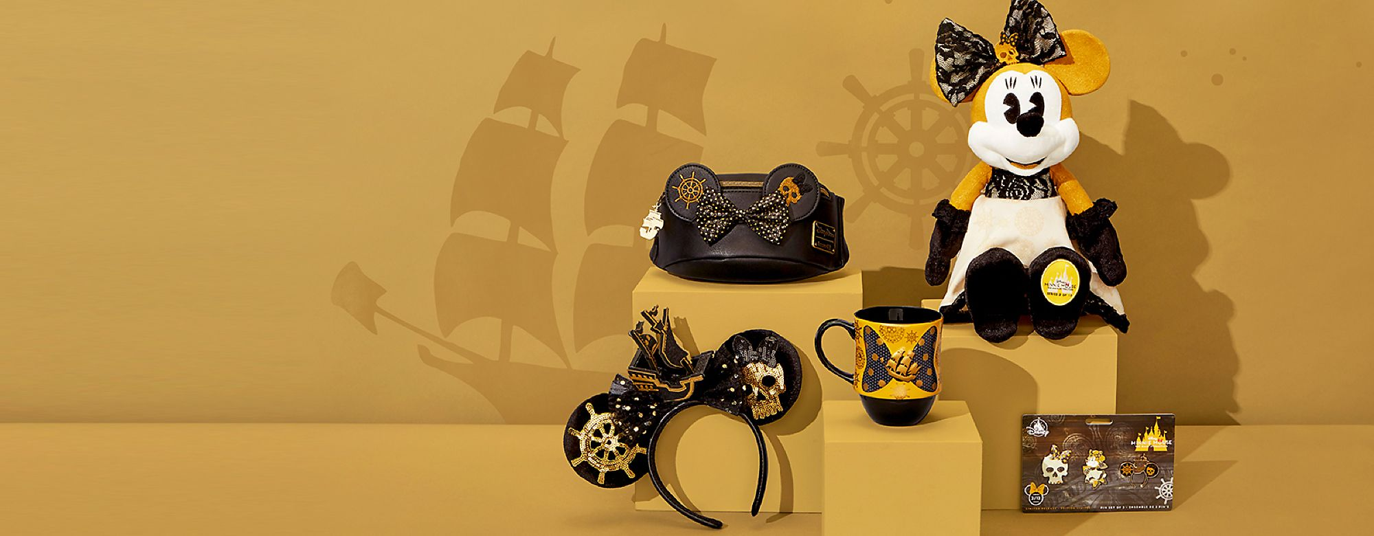 Pirates of the Carribean | Series 2 Prepare to set sail with our swashbuckling collection