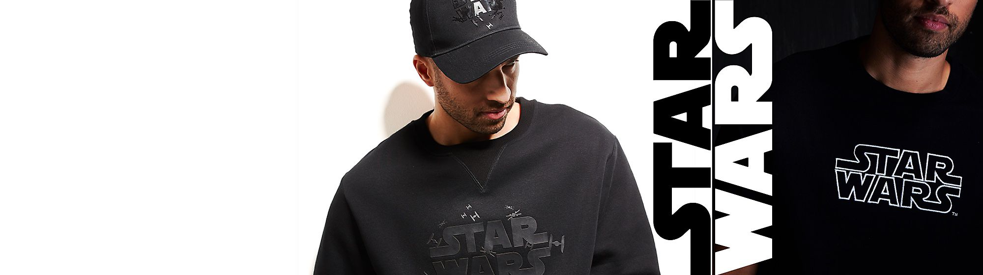Star Wars Adults Gear up for a galactic adventure with our range of clothes, homeware and entertainment.