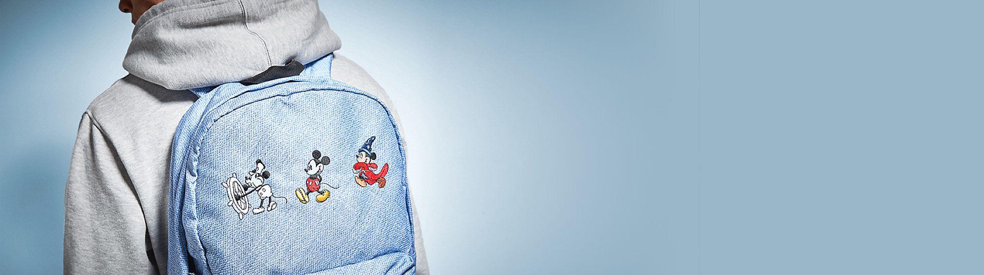Mochila de Mickey Mouse Solo por 10.90€. En compras a partir de 15€ o más