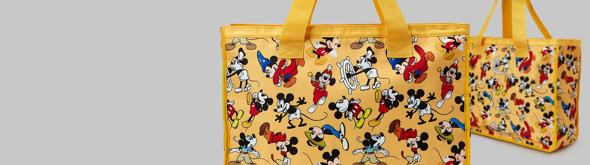 Mickey Mouse Through the Ages Tote Bag Only £9.99