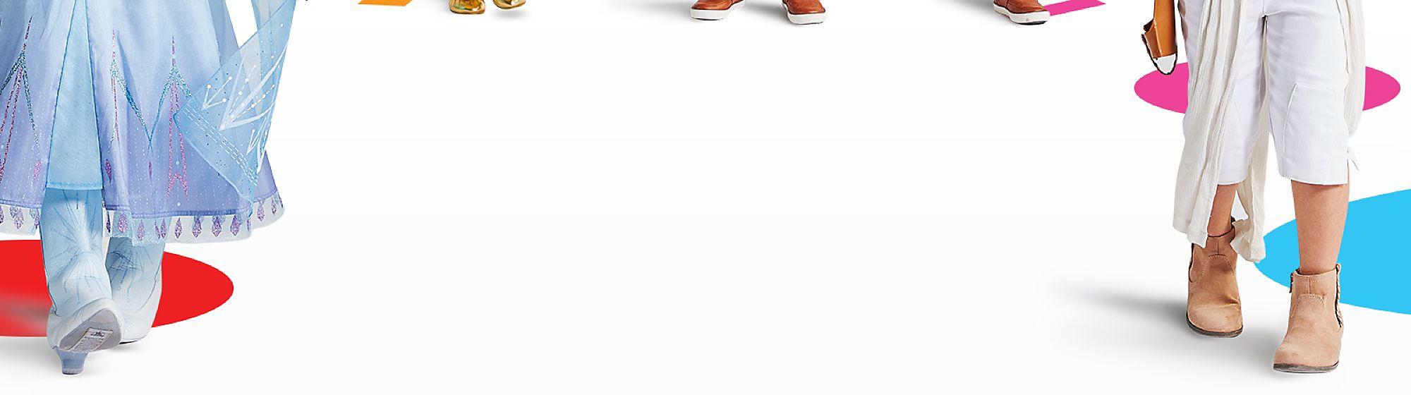 Mardi gras : Costumes et Origines de la fête Vous êtes à la recherche de déguisements de carnaval originaux pour enfants? Nous vous avons sélectionné les meilleurs costumes de carnaval pour garçons et filles afin que vous puissiez transformer vos enfants en leurs personnages Disney préférés. Au choix : Spiderman, les déguisements la Reine des Neiges ou d'autres costumes pour faire vivre à vos enfants un mardi gras magique. Découvrez les différents costumes et amusez-vous à choisir le déguisement de mardi gras idéal. VOIR LA COLLECTION