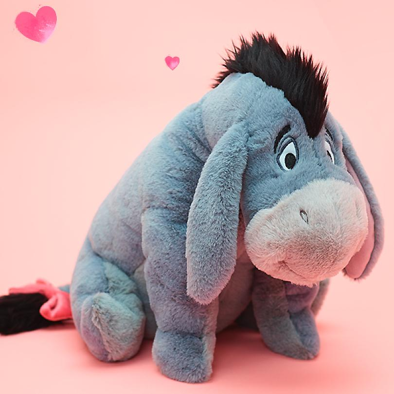 Eeyore Medium Soft Toy Only £9.99 when you spend £10 or more SHOP NOW