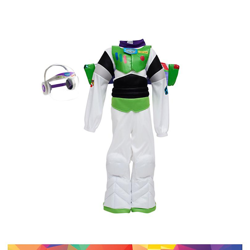 Conjunto disfraz infantil Buzz Lightyear, Disney Store  COMPRAR