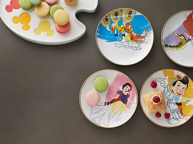 Ink & Paint Add a dash of character fun to delicious dishes with our colourful collection SHOP NOW