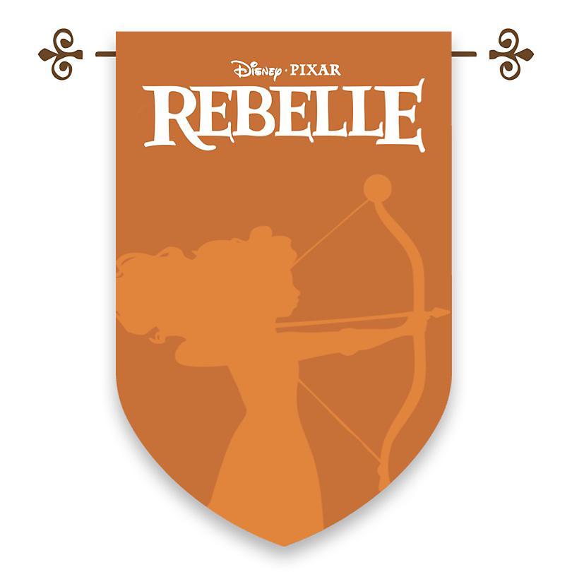 Rebelle  BIENTÔT DISPONIBLE