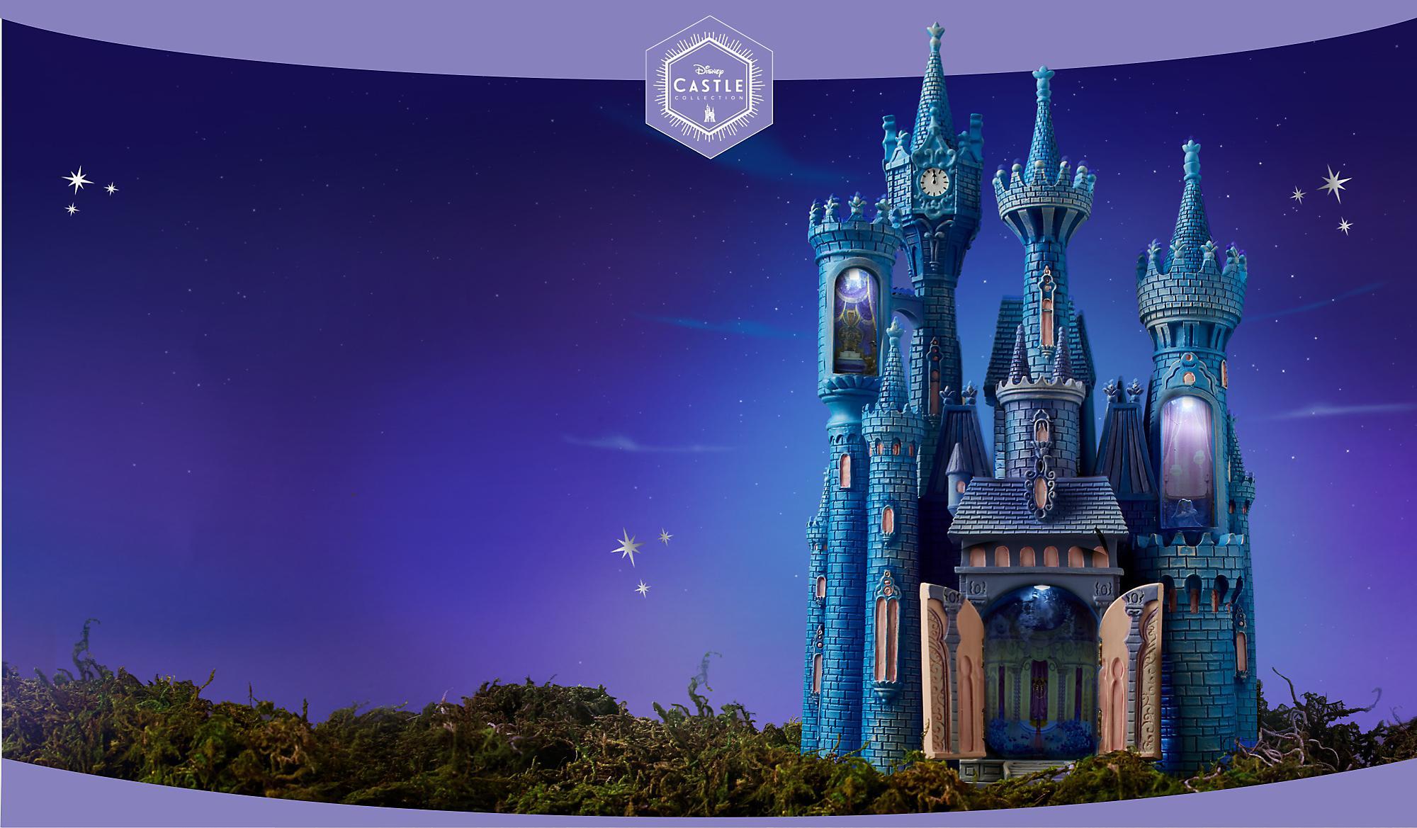 La colección Disney Castle Diez modelos rendirán homenaje a los espacios históricos de nuestras queridas heroínas con imágenes de sus casas encantadas que nunca habíamos visto. Cada serie incluye una figurita de alta gama y otros productos inspirados en cada castillo. ¡Vive la magia coleccionándolos todos! COMPRAR
