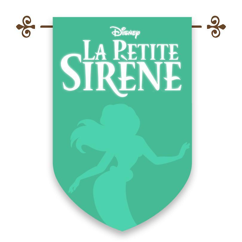 La Petite Sirène  BIENTÔT DISPONIBLE