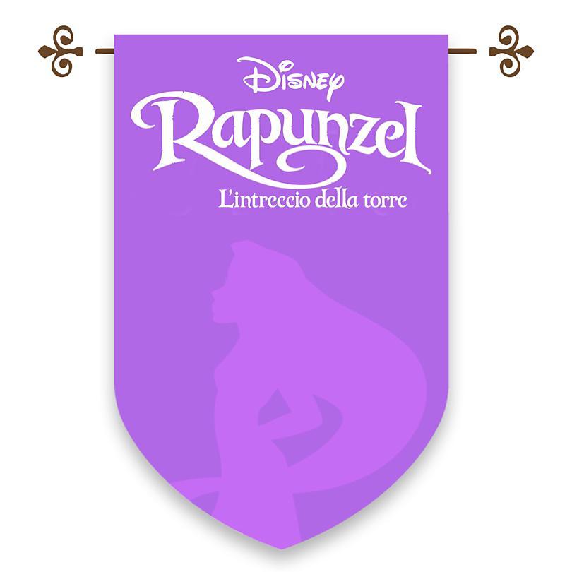 Rapunzel  IN ARRIVO