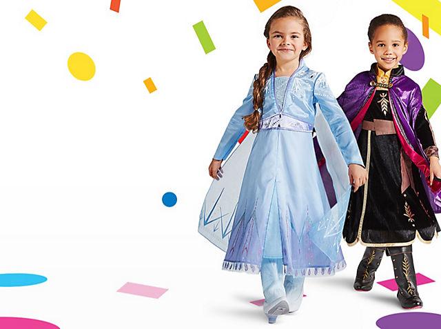 Pronti per il Carnevale? La casa ufficiale dei Costumi Disney! Scopri la nostra collezione esclusiva e preparati per il Carnevale! ACQUISTA ORA