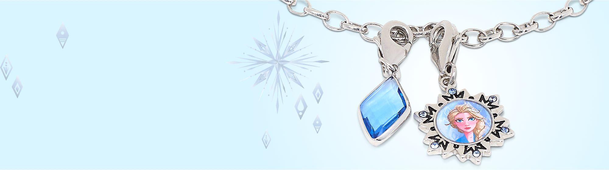 Elsa - Colección de abalorios de Frozen 2 A la venta el 25 de enero DESCUBRIR MÁS