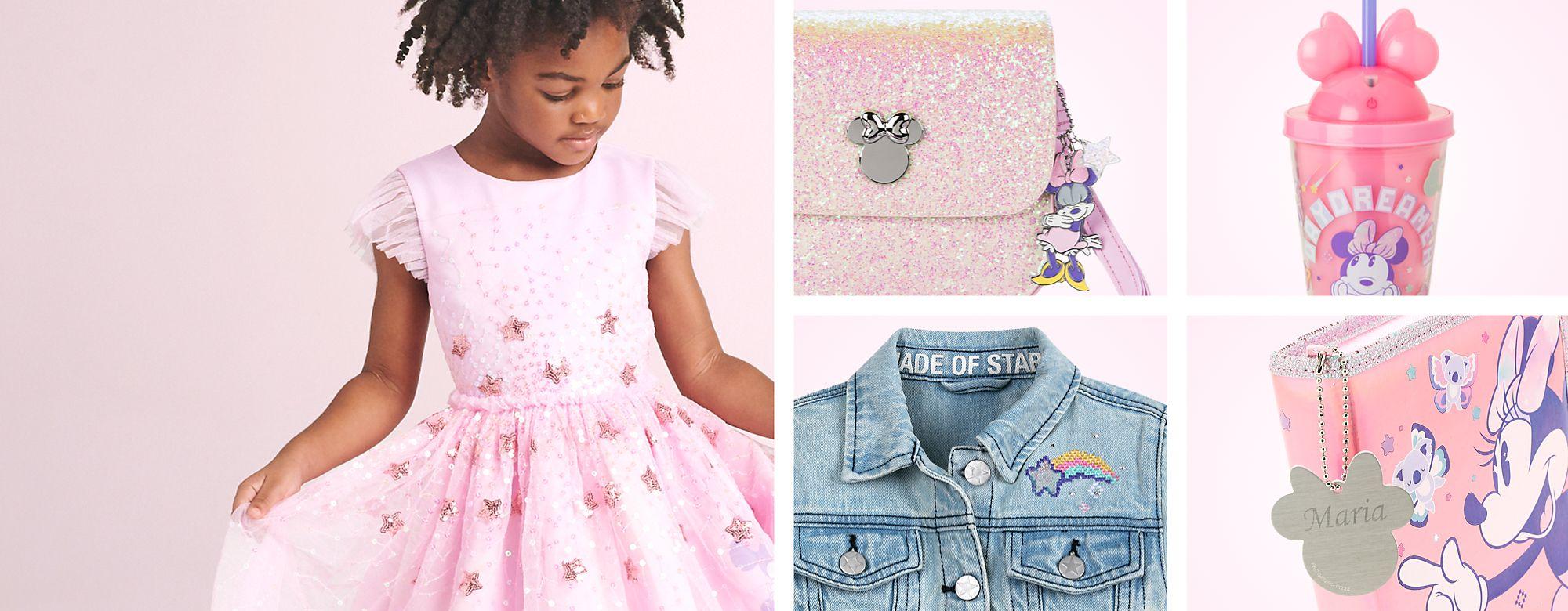 Minnie Mouse Mystical Concede deseos en tonos pastel con esta maravillosa y nueva colección COMPRAR