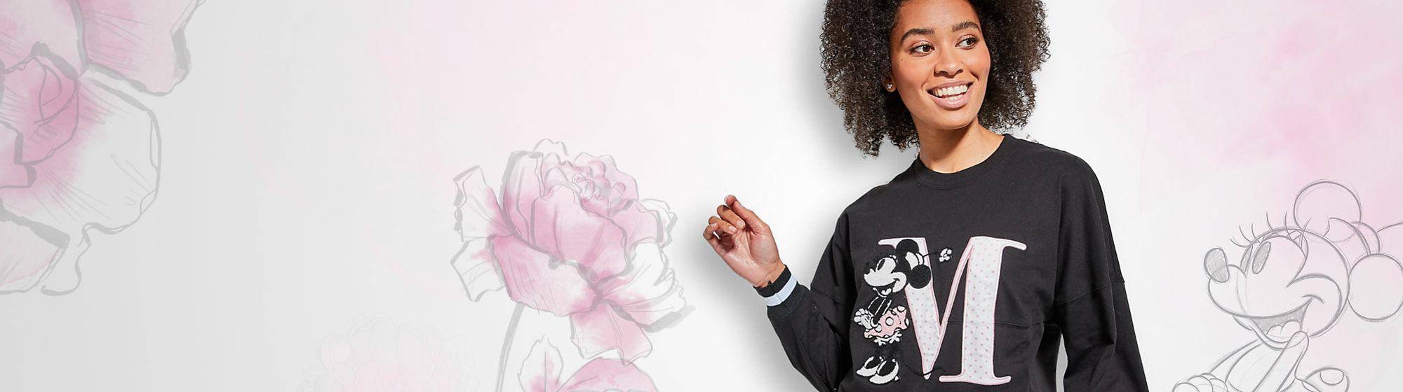 Positively Minnie Deja que tu estilo aflore con esta elegante y florida colección COMPRAR