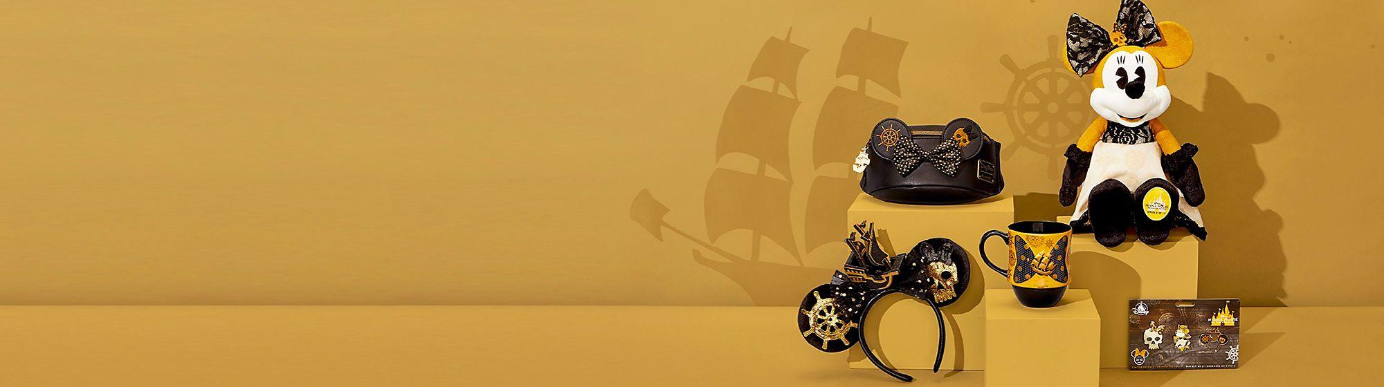 Pirates des Caraïbes | Série 2 Mettez les voiles avec notre incroyable collection Sortie le 18 février EN SAVOIR PLUS
