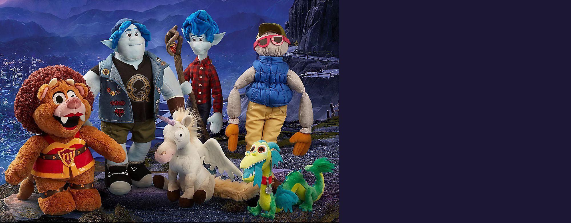Únete a Ian y Barley en su épica aventura con nuestros juguetes, artículos de papelería y mucho más COMPRAR