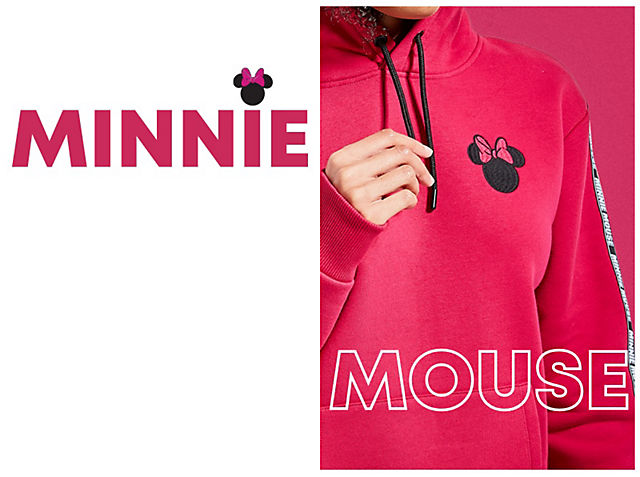 For the Fashion-Forward Sport bold Disney style with our Minnie Mouse Collection SHOP NOW