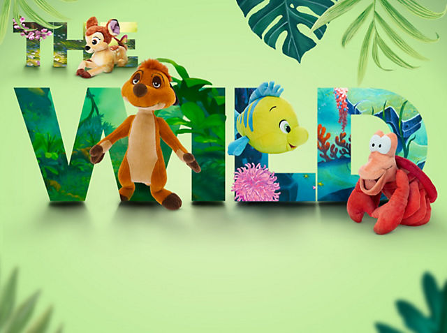 Calling all Explorers Paws-itively charming, our soft toys are always adventure ready SHOP NOW