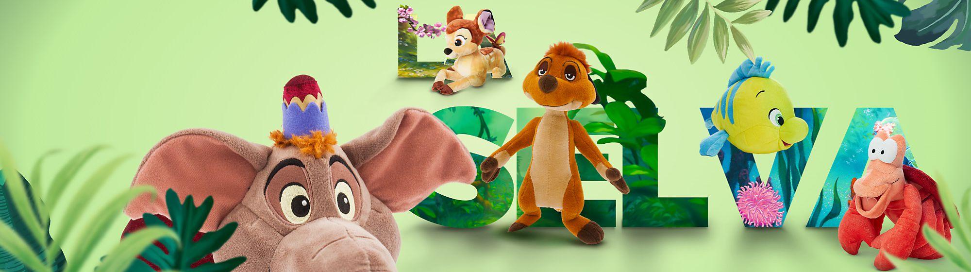 Todos los animales Te traemos una original colección inspirada en las queridas criaturas Disney