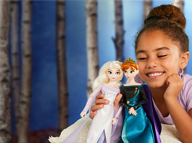 Frozen 2 Toys Discover our range of toys including playsets, soft toys, figurines and more SHOP NOW
