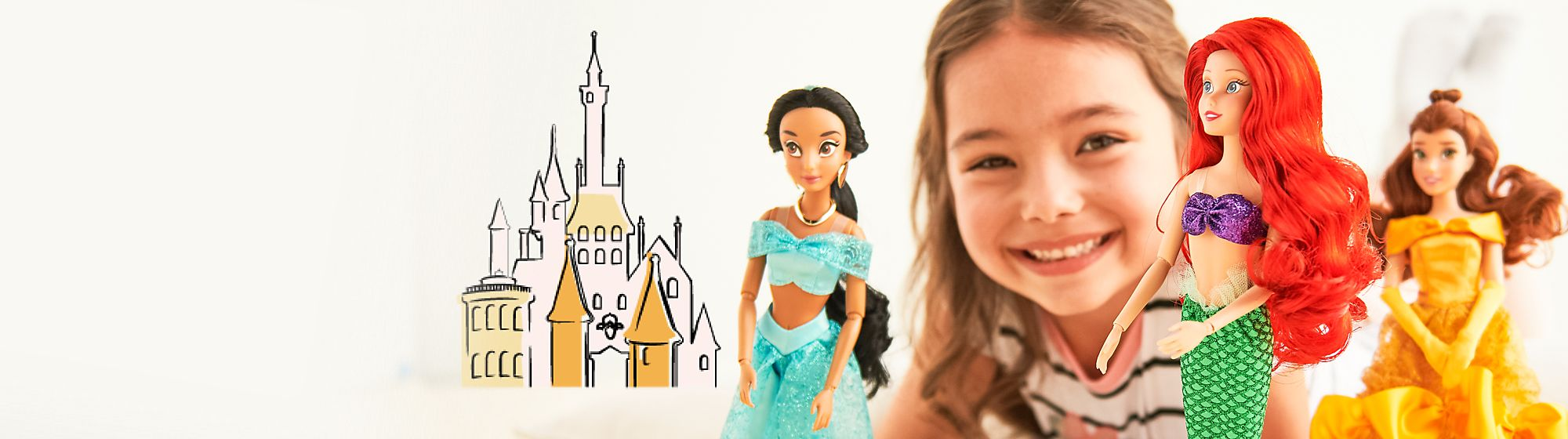 Disney Princess Discover our magical range of Disney Princess