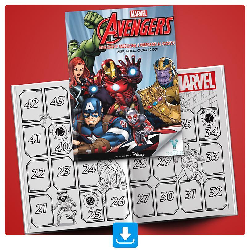 Gioco da Tavolo di Marvel