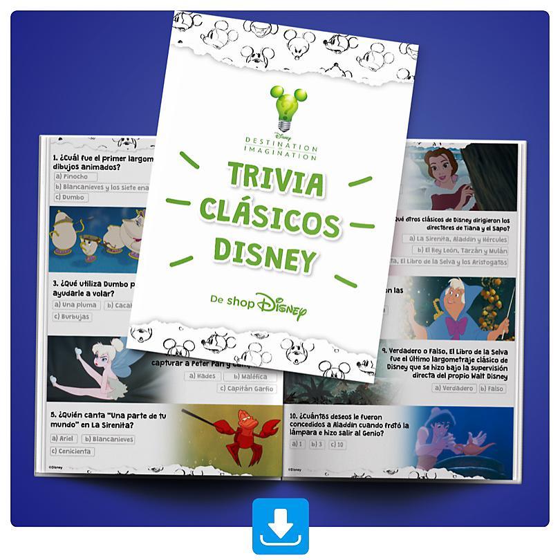 Trivia Clásicos Disney