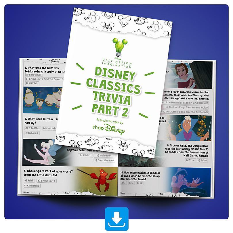 Disney Classics Trivia