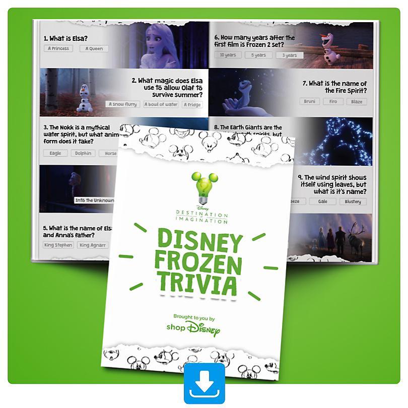 Die Eiskönigin 2 Quiz