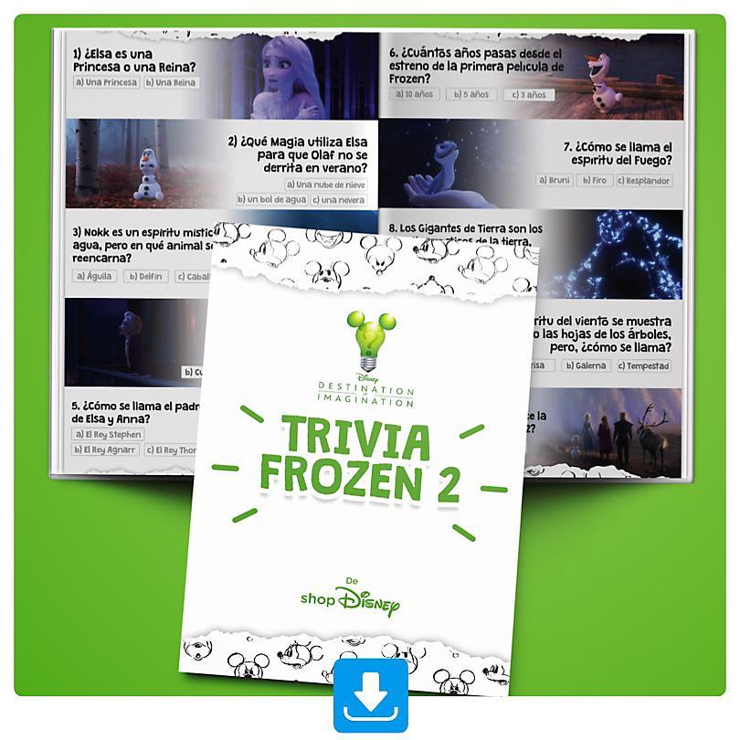 Trivia Frozen 2