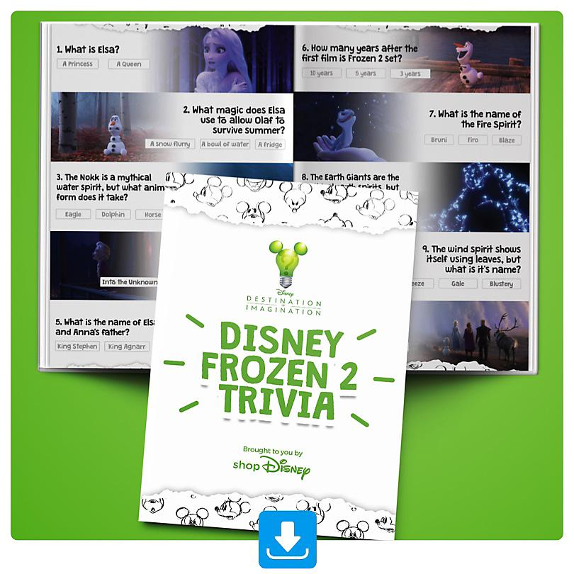 Frozen 2 Trivia