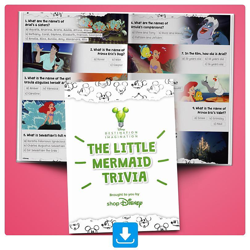 The Little Mermaid Trivia
