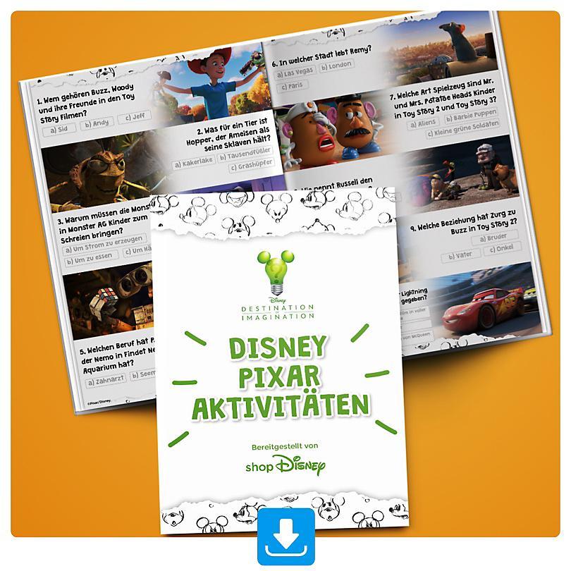 Pixar Aktivitäten