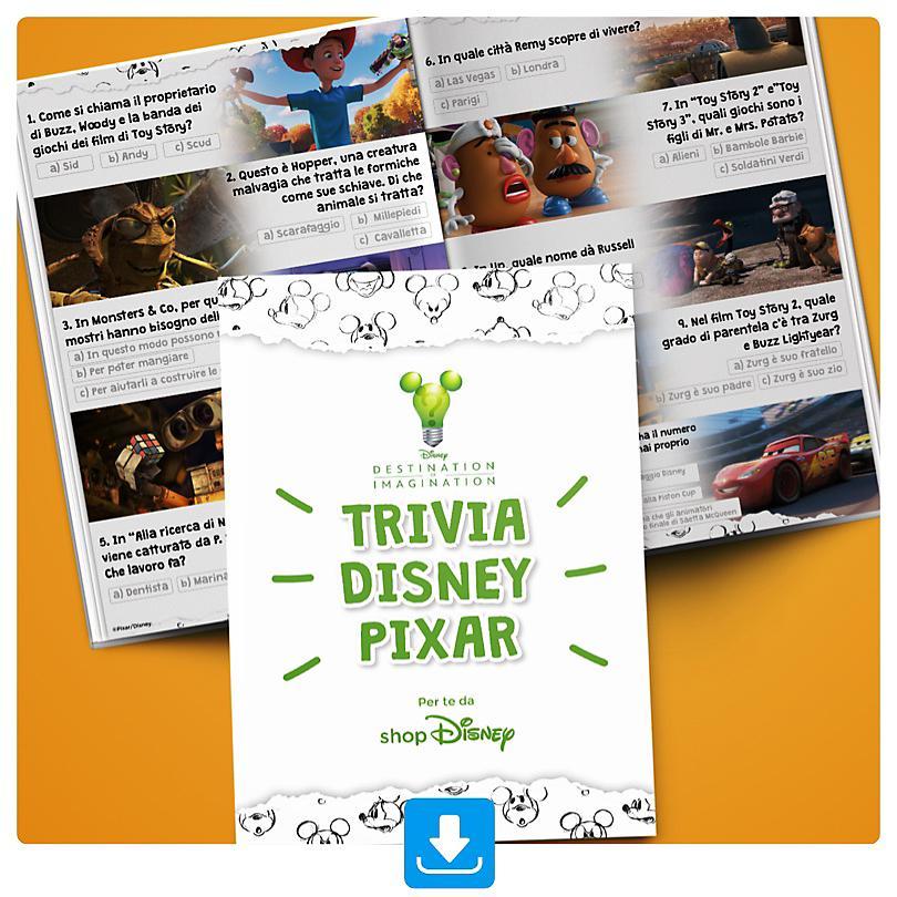 Trivia Pixar