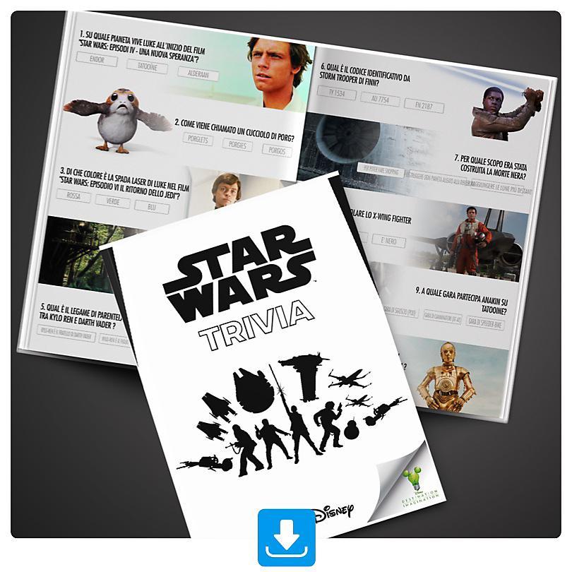 Trivia Star Wars