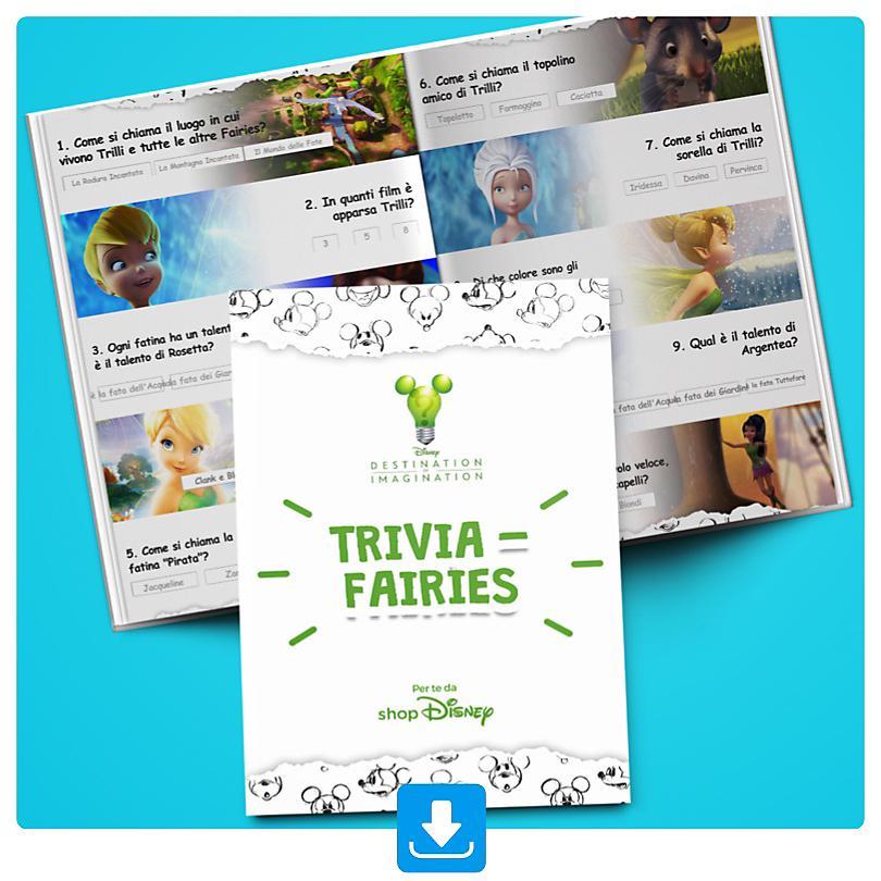 Trivia - Fairies