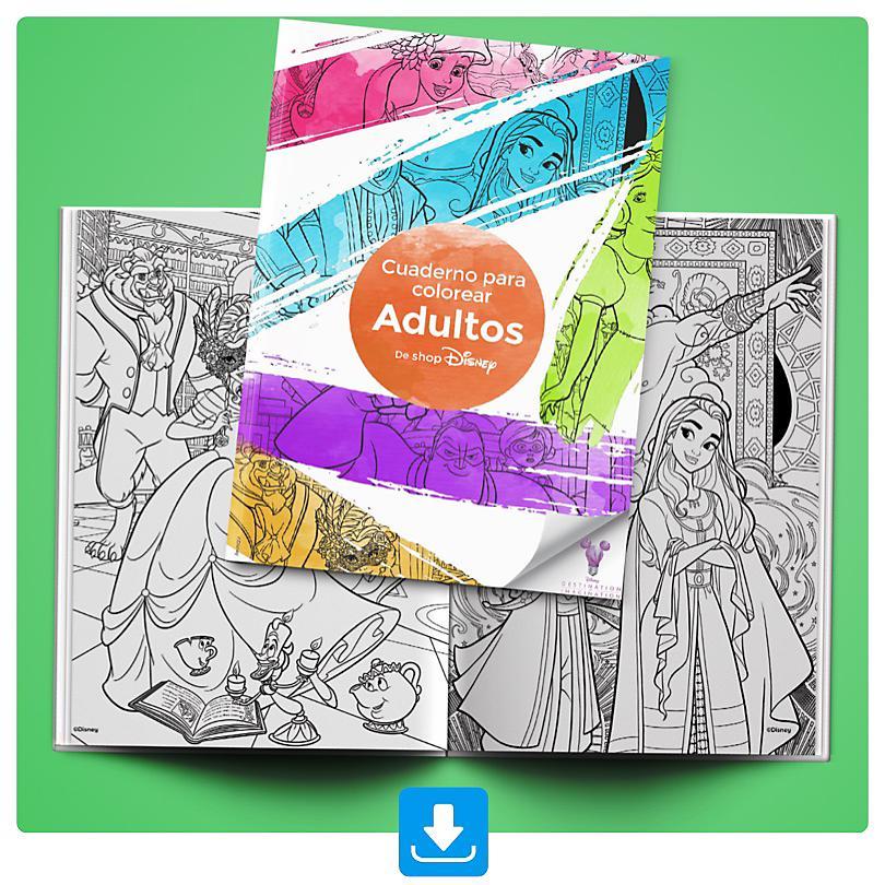 Cuaderno Actividades para adultos