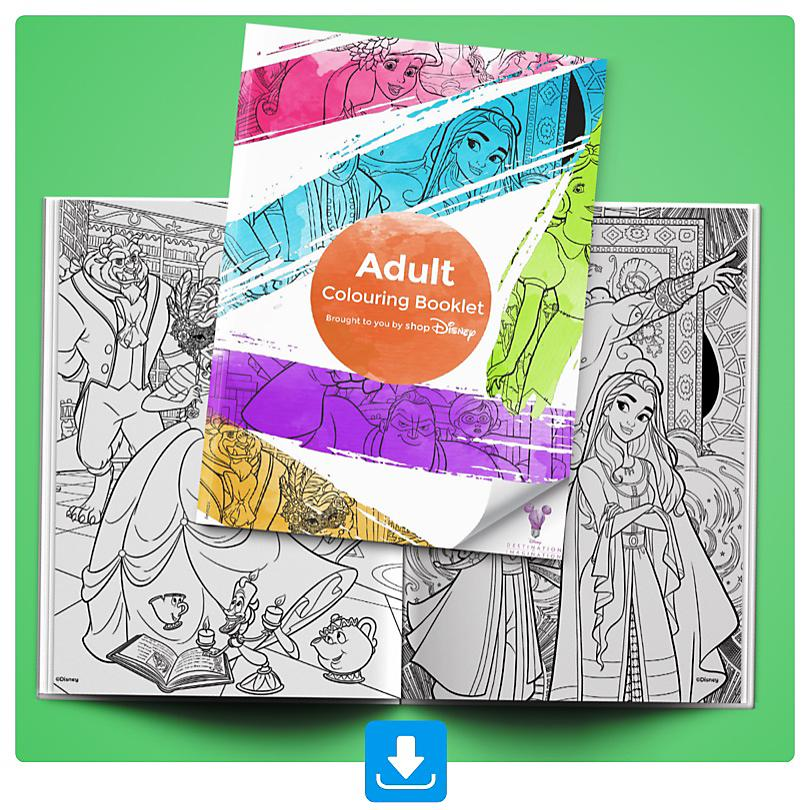 Adult Activity Booklet