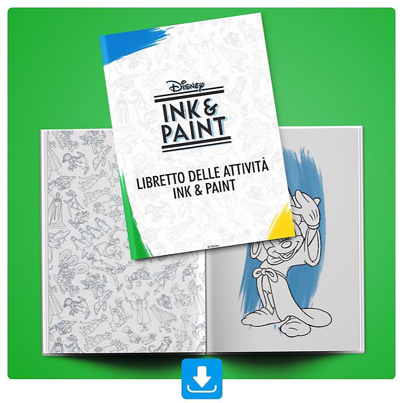 Libretto delle Attività Ink & Paint