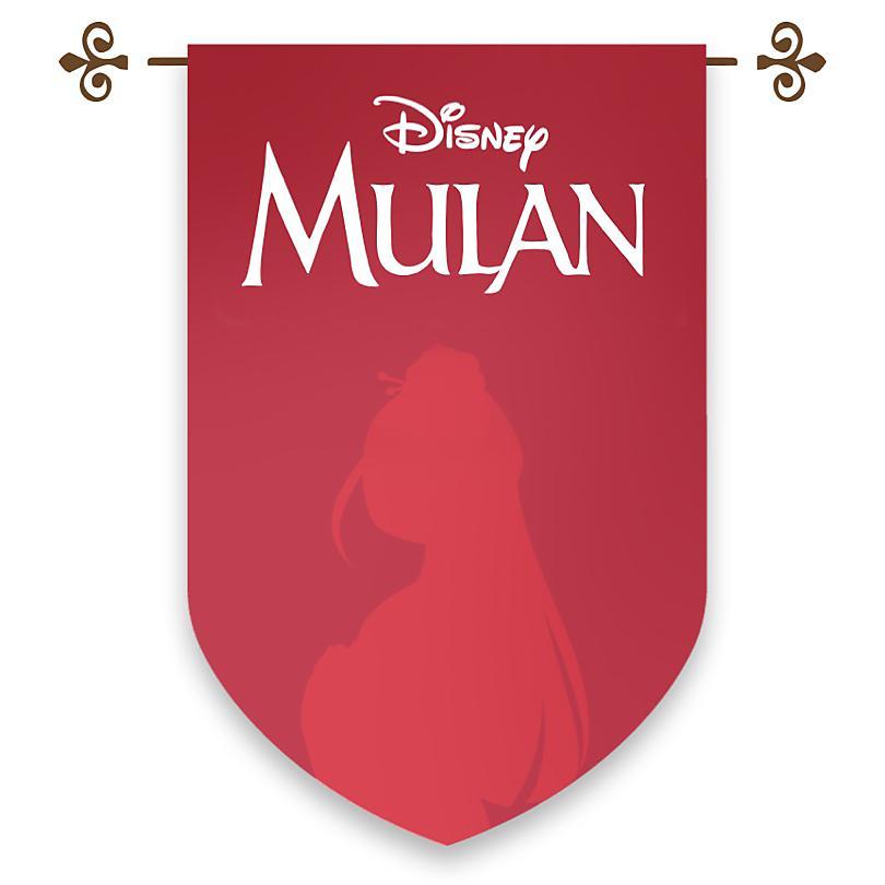 Mulan  BIENTÔT DISPONIBLE