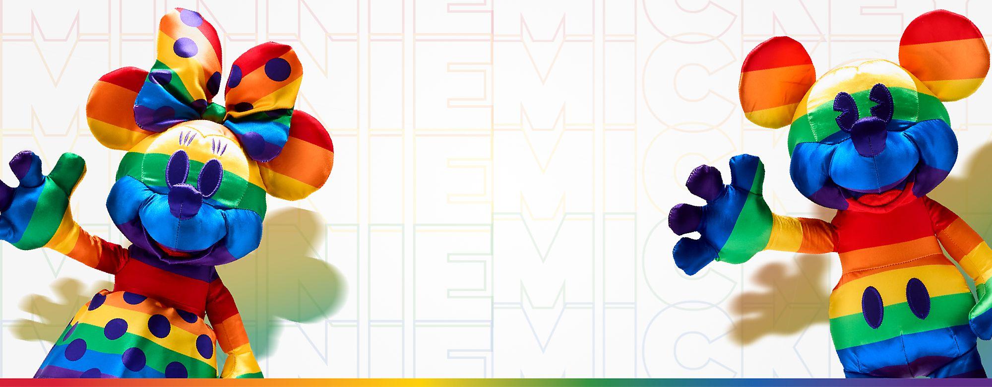 Colección Rainbow Disney Celebra el amor con esta maravillosa  colección llena de colorido COMPRAR