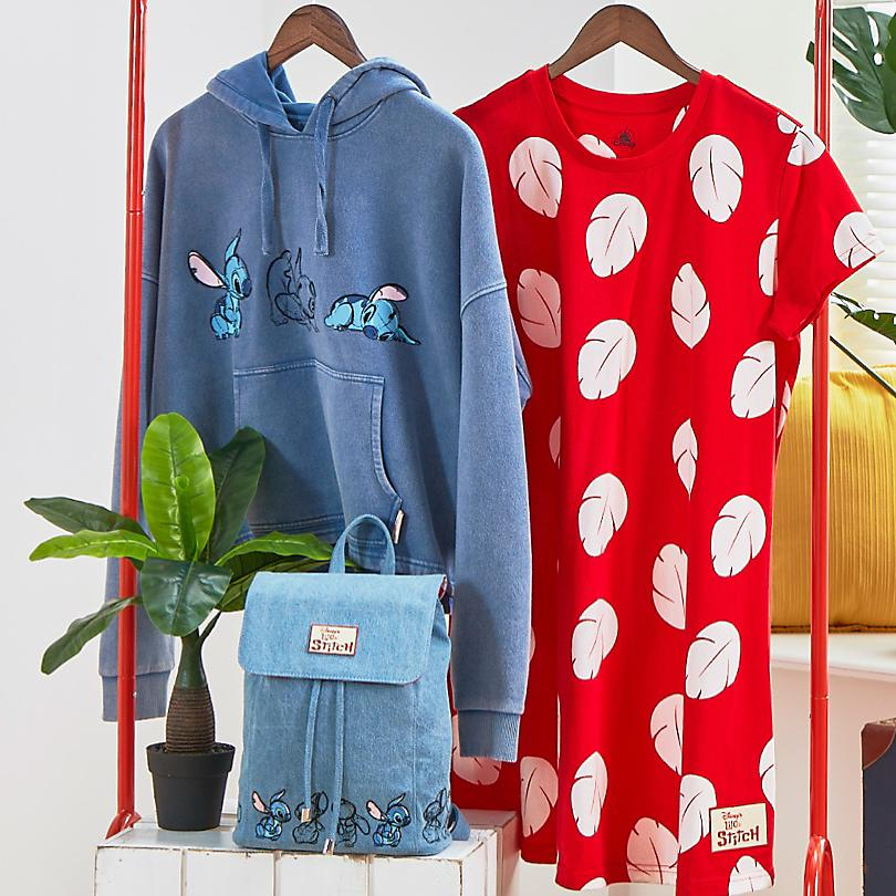 Lilo and Stitch Say aloha to out-of-this-world style staples
