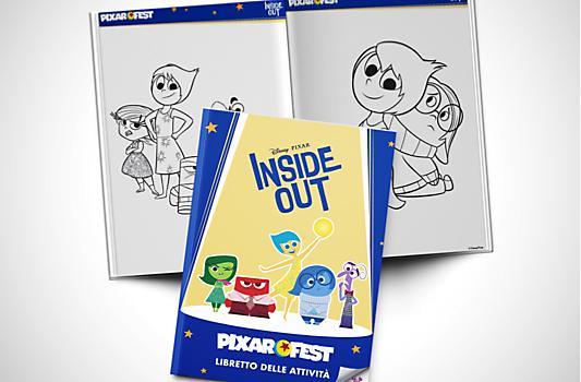 Libretto delle attività di Inside Out